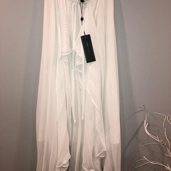 """BCBGMaxAzria Dresses & Skirts - BCBGMaxazria """"Bre"""" White Skirt"""